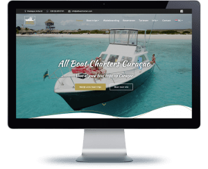 Curacao website
