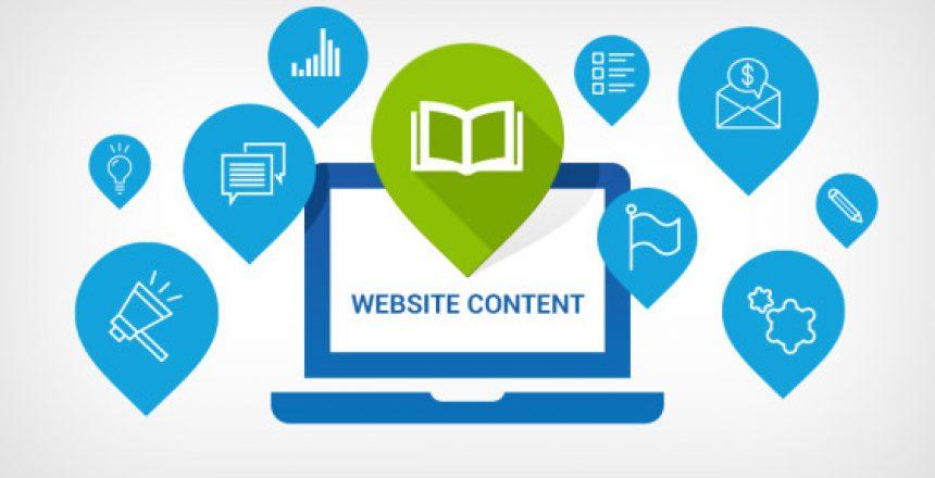 Wat heb je minimaal nodig op je website