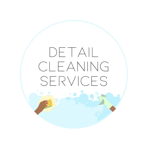 Detail Cleaning Services