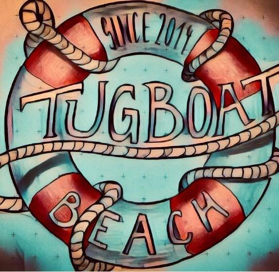 Tugboat Beach