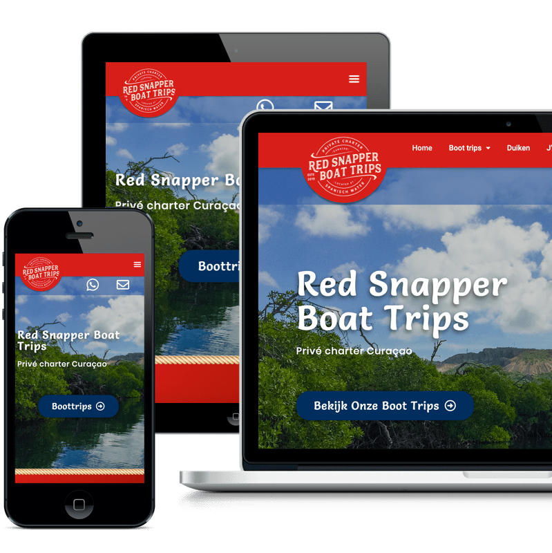 Red Snapper Boat trips