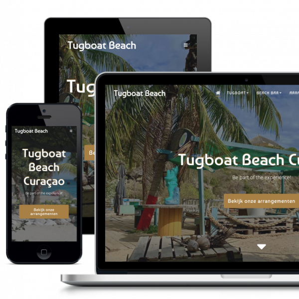 Tugboat Beach